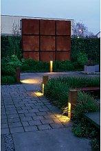 Lampada da terra per esterni Rust Slot 50 229410