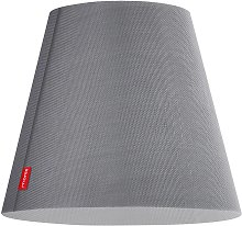 Lampada da terra Swap Outdoor, grey coated fabric