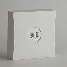 Lampada di emergenza a LED da parete 1LEVMS - Perry