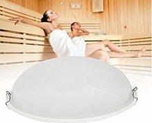 Lampada di sauna a prova di umidità in plastica