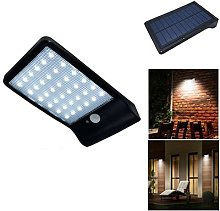 Lampada LED Applique a parete a energia solare con