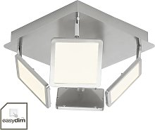 Lampada LED da cucina Uranus a 4 luci easydim