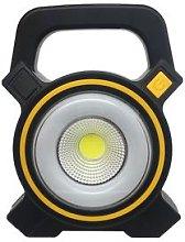 Lampada LED portatile 3W COB torcia ricaricabile