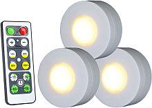 Lampada LED sotto l'armadio Puck Light con