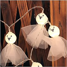 Lampada magica di Halloween, illuminazione di