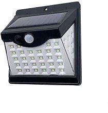 Lampada Segnapasso LED a energia solare con
