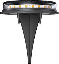Lampada solare 1Pc con luce colorata Lampada da