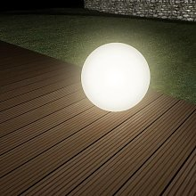 Lampada solare decorativa Boule 35419 sfera LED