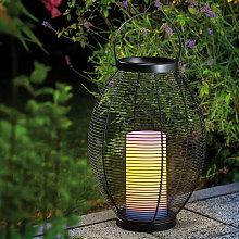 Lampada solare decorativa da 41 cm. Lampada da