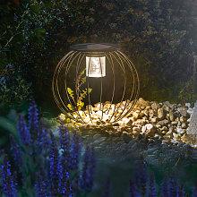 Lampada solare decorativa Sorrento. Lampada da