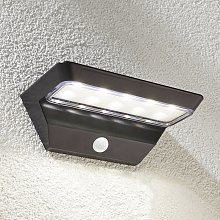 Lampada solare LED Emilio con sensore