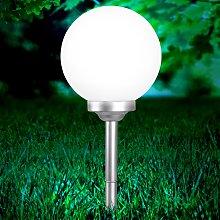 Lampada solare sferica Celyn 30 cm