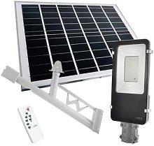 Lampada Stradale ad energia solare 50w con