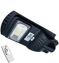 Lampada Stradale LED Solare SOL-5-24W Luce Energia
