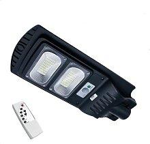 Lampada Stradale LED Solare SOL-6-48W Luce Energia