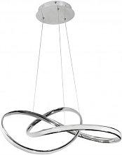 Lampadario LED a sospensione con filo LENS