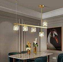 Lampadario Per Tavolo Da Pranzo A LED, Moderno