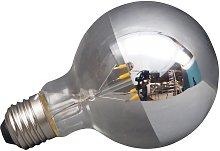 Lampadina E27 LED Argento