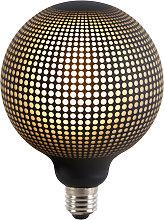 Lampadina LED E27 100lm 2700K globo DECO dimm