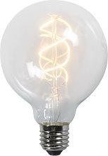 Lampadina LED E27 300lm 2200K globo