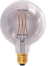 Lampadina LED globo 920 E27 6W grigio fumo