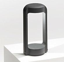 Lampioncino alluminio gea led eurus ges450 led h30