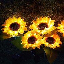 Langray - Luci da giardino solari a LED