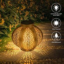 Lanterna solare Decorazione da esterno da giardino