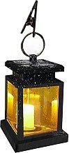 Lanterna solare Lampada da esterno a sospensione