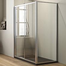 lato fisso box doccia slide adatto per porta