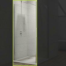 Lato fisso per box doccia porta battente swing