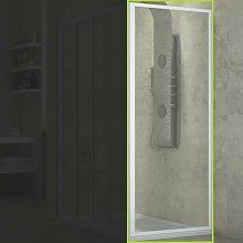 lato fisso per box doccia slide cristallo temprato