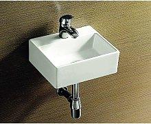 Lavandino bagno sospeso 33cm litos-8885   kamalu