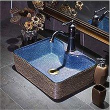Lavandino tavolo arte maniglia bagno Nave