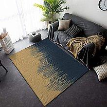 LBMTFFFFFF - Tappeto da pavimento, moderno, in oro