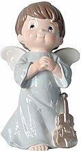 LBYLYH Piccolo Angelo Europeo Ornamento Statua