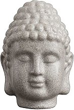 LBYLYH Resina Artigianale Testa di Buddha