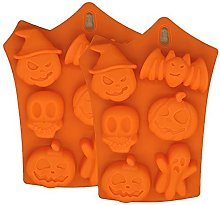 LDLD - Stampo in silicone per Halloween, 2