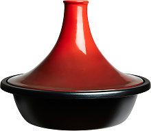 Le Creuset - Tajine cm 27 Rot