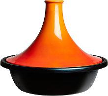 Le Creuset - Tajine cm 35 Orange