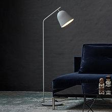 LE KLINT Caché lampada da terra di design, grigio