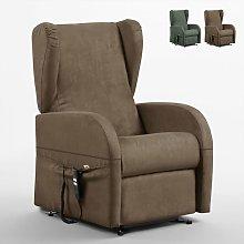 Le Roi Du Relax - Poltrona relax reclinabile 2