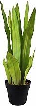 Leaf Foglia Artificiale Tropicale Serpente Pianta,