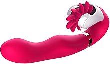 Leaysoo Vibratore per Sex Toy G-Spot Stimolo della