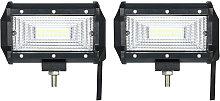 LED Automotive lavoro luci   modelli B3 72W, un