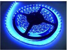 LED Striscia resistente all'acqua 5m IP65 blu