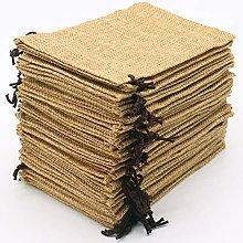 Leeyunbee 30 Pezzi 10x15cm Sacchetti Regalo di