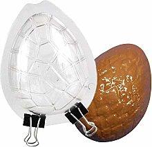 lefeindgdi - Stampo per uova di Pasqua 3D, per