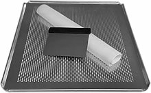 LEHRMANN - Set da 3 pezzi – Teglia da forno