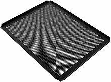 LEHRMANN teglia Forata 45 x 35 cm con Rivestimento